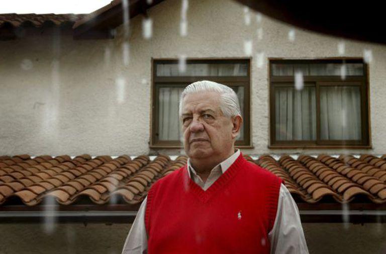 Manuel Contreras, em 2004.