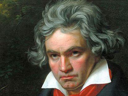 Ludwig vão Beethoven.
