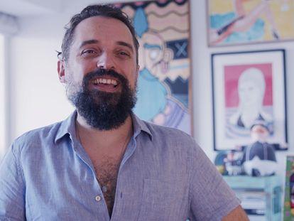 Chaps Melo, cantor, compositor e um dos criadores do Mundo Bita.