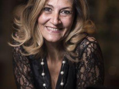 Paula Vip, criadora do curso de iniciação à prostituição.