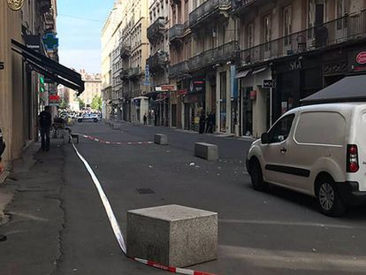 Explosão em rua de Lyon deixa ao menos oito feridos