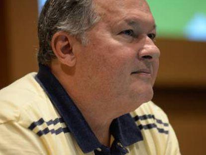 Secretário de Educação do Rio de Janeiro, Cesar Benjamin.