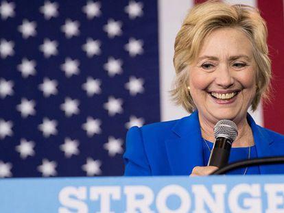 Clinton retoma sua campanha nesta quinta-feira após três dias de repouso.