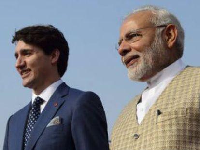 Internautas interpretaram dança de bhangra protagonizada pelo primeiro-ministro canadense como expressão de clichês sobre os indianos