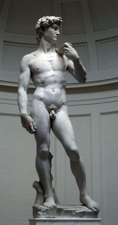'David', de Michelangelo.