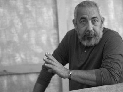 O escritor cubano Leonardo Padura
