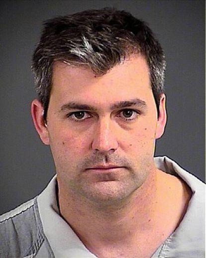 O policial Michael T. Slager, de 33 anos.