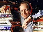Jeff Bezos, fotografiado en 1997, tres años después de fundar Amazon.