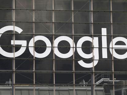 Instalações do Google no bairro parisiense de La Defense.