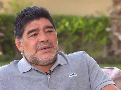 """Maradona sobre Messi: """"Meus gols eram mais lindos"""""""