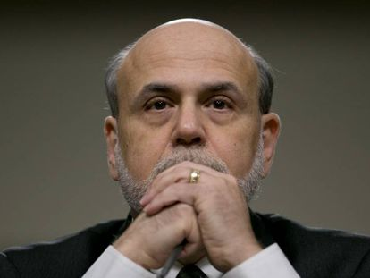 Ben Bernanke, ex-presidente do Federal Reserve.