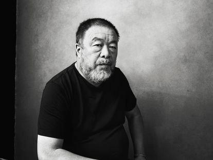 Ai Wei Wei, artista chinês perseguido pelo Governo da China.