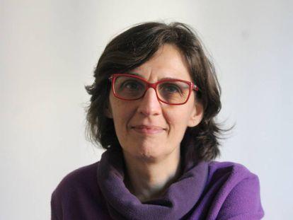 A socióloga Wânia Pasinato.