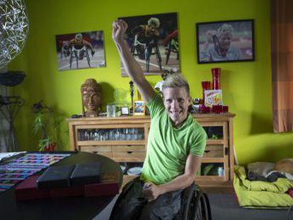 Belga se despedirá nas Paralimpíadas e já assinou a documentação para submeter-se à eutanásia