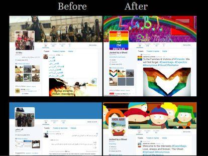 Passatempo hacker, publicar pornografia gay nas redes sociais do Estado Islâmico