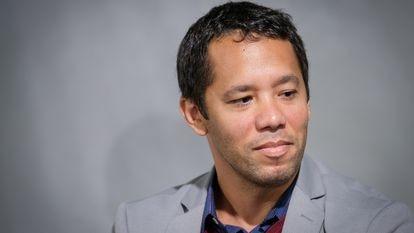 O escritor baiano Itamar Vieira Junior, autor de 'Torto arado'.