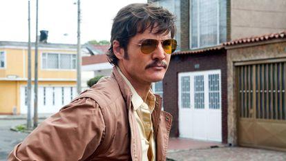 Pedro Pascal interpreta Javier Pena em 'Narcos'.