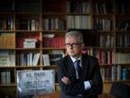 Dvd 876 - 20/12/2017 - Javier Moreno en la Escuela de Periodismo de El País - ©Gorka Lejarcegi