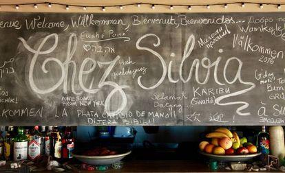 Cozinha francesa com produtos uruguaios no restaurante Chez Silvia, em Rocha.