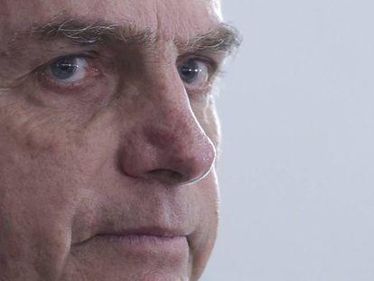 Jair Bolsonaro, no último dia 5.