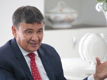 O governador do Piauí Wellington Dias (PT), um dos signatários da carta.