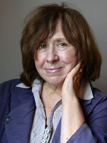 Svetlana Alexiévich.