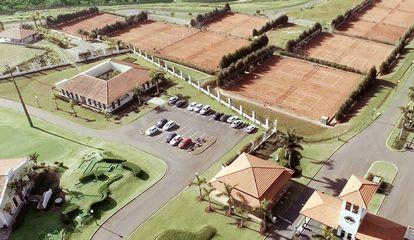 O condomínio onde Temer comprou dois terrenos, que somam 4700 metros quadrados. A compra foi concluída um dia depois de pagamento de propina da JBS