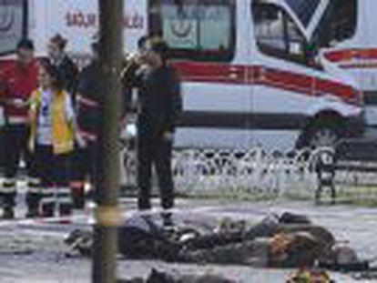Das vítimas que faleceram no ataque nove eram alemães. Outras 15 pessoas ficaram feridas na explosão, que ocorreu em área turística