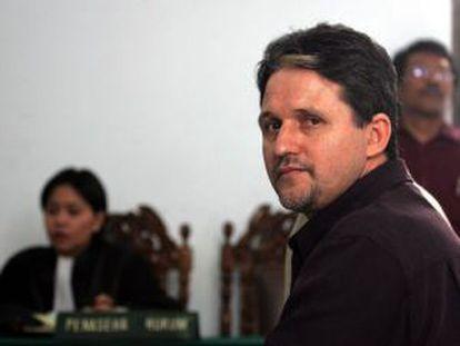 Brasileiro Marco Archer Cardoso foi condenado à morte por tráfico de cocaína.