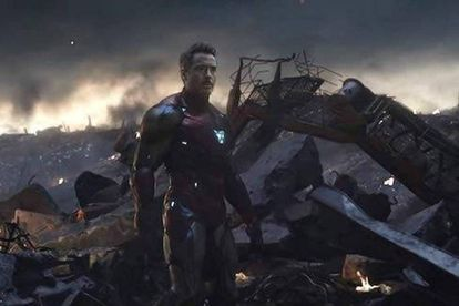 Robert Downey Junior, em 'Vingadores: Endgame'.