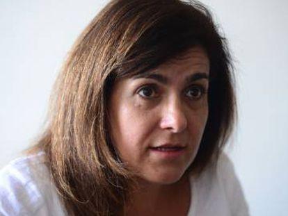Beatriz Affons, diretora do Centro pela Justiça e o Direito Internacional.