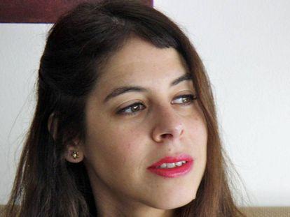 A escritora israelense Orna Donath.