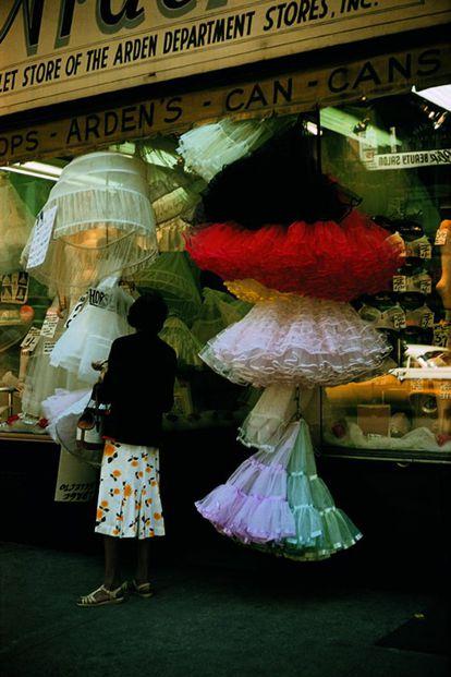 Outra imagem de Brassaï da rua de Nova York.