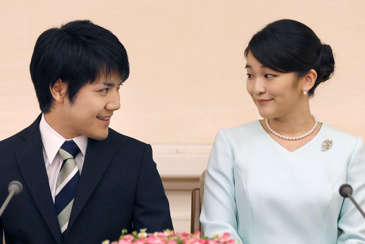 Princesa japonesa Mako recusa dote equivalente a 7,2 milhões de reais e  abre mão de casamento tradicional | Internacional | EL PAÍS Brasil