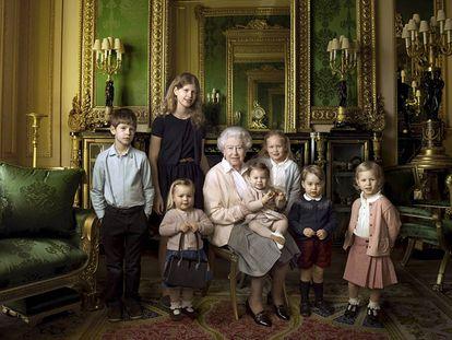 O bebê de Meghan e Harry e outros nascimentos da família real britânica