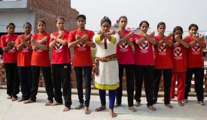 A brigada é um grupo de adolescentes vítimas de abusos sexuais.