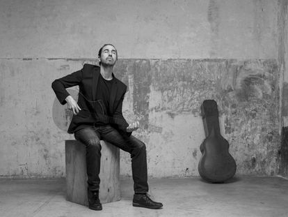 O violonista de flamenco José de Lucía sofre há 17 anos da síndrome da distonia focal do músico