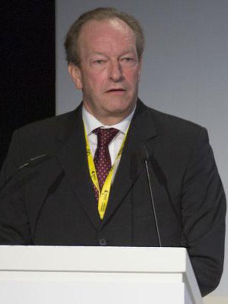 Ingo Plöguer, novo presidente do Conselho Empresarial de América Latina.