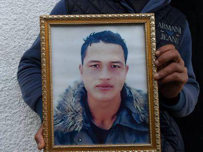 O tunisiano Anis Amri, suposto autor do atentado.
