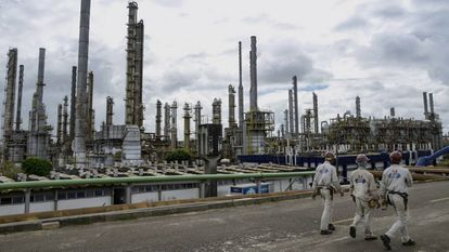 Petroquímica em Camaçari