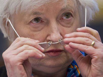 Janet Yellen, presidenta do Federal Reserve
