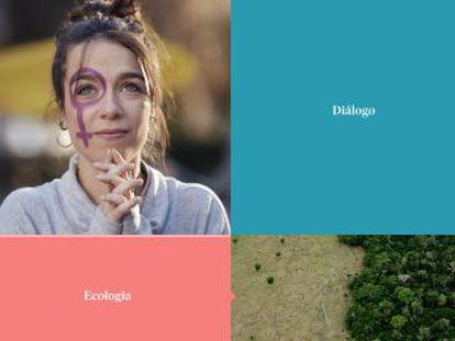 Campanha virtual faz chamada ao pensamento crítico dos brasileiros sobre cinco valores que norteiam o jornal desde a sua fundação e abre canal direto com os leitores