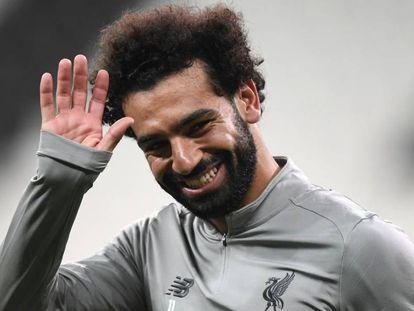 Salah é uma das esperanças para o Liverpool.