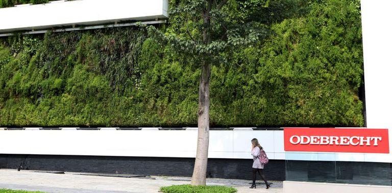 Escritório da Odebrecht em São Paulo.