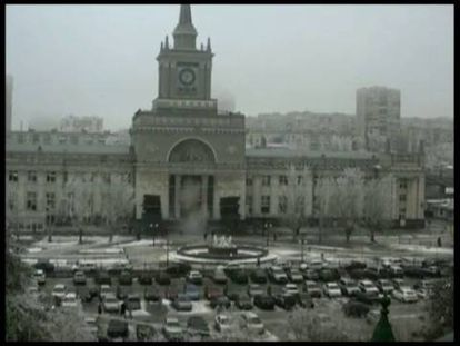 Ao menos 16 mortos em um atentado suicida em uma estação de trem na Rússia
