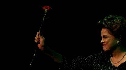 Dilma Rousseff, em 'O Processo'