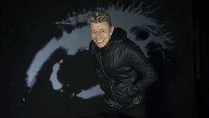O cantor David Bowie em imagem de divulgação.