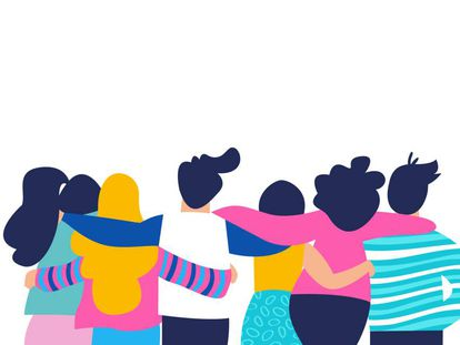 Amigos ativos e passivos: o que os distingue e como cultivar cada amizade