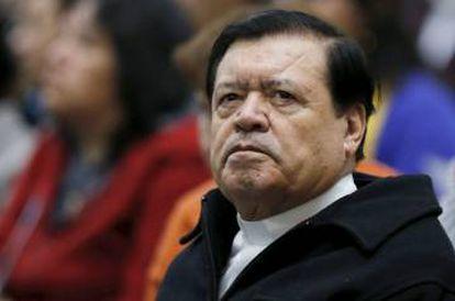 O cardeal mexicano Norberto Rivera