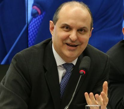 Dalton Avancini, ex-presidente da Camargo Corrêa.